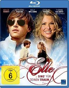 Elle - Sing für deinen Traum [Blu-ray] [Alemania]