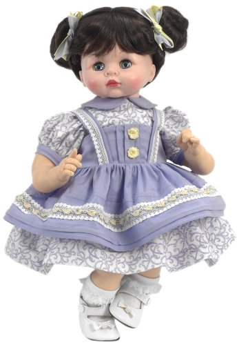 "Pretty In Periwinkle Pussycat 14"" Baby Doll front-261861"