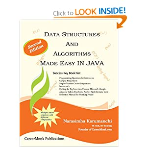Data-Structures-and-Algorithms-Made-Easy-in-Java-Data-Structure-and-Algorithmic-Puzzles