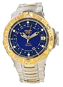Invicta Subaqua GMT Automatic Mens Watch 12873