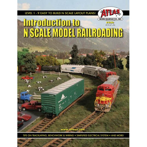 Intro To N Model Railroading