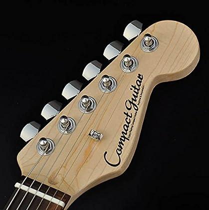 Compact Guitar ���⡼�륵������ST�����ץ��쥭������ CST-60s (BLK/R)