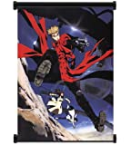 """Trigun Anime Fabric Wall Scroll Poster (31""""x42"""") Inches"""