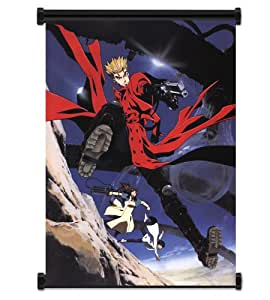 "Trigun Anime Fabric Wall Scroll Poster (16"" x 22"") Inches. [WP]-Trigun-14"