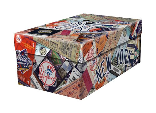 New York Yankees MLB Ticket Souvenir Box at Amazon.com