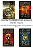 Gordianus The Finder Omnibus (Books 1-4) (English Edition)