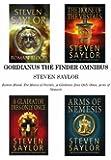 Gordianus The Finder Omnibus (Books 1-4) (English Edition)
