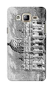 CimaCase Abstract Designer 3D Printed Case Cover For Samsung Galaxy On5