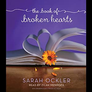 The Book of Broken Hearts Audiobook