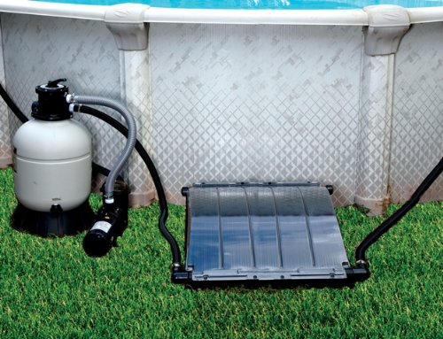 Solar arc solar heating unit for swimming pools - Arc swimming pool ...