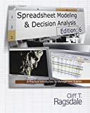 img - for Spreadsheet Modeling & Decision Analysis: A Practical Introduction to Management Science (with Essential Resources Printed Access Card) book / textbook / text book