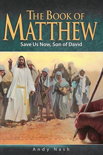 The Book of Matthew Bible Book Shelf 2Q 2016
