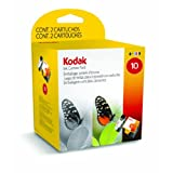 Kodak Combo Colour & Black Ink Cartridge, No 10, EasyShare 500 series Inkjet Printersby Kodak