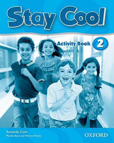 Stay Cool 2: Activity Book
