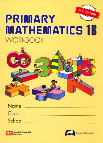 PRIMARY MATHEMATICS 1B-WORKBOO