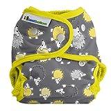 Best Bottom Cloth Diaper Shell de Snap, Hedgehog Color: hedgehog