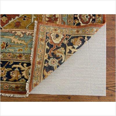 Safavieh PAD121 Flat Non-Slip Square Rug Pad, 6-Feet