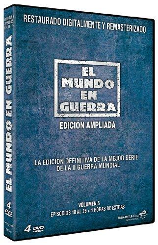El Mundo En Guerra - Volumen 3 [DVD]