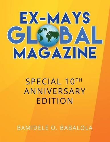 EX-MAYS GLOBAL MAGAZINE