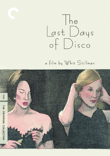 Cover art for  The Last Days of Disco (The Criterion Collection)