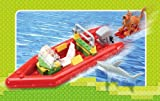 Character Building Scooby Doo Speedboat Mini Playset