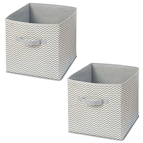 interdesign-04281m2eu-eje-chevron-diseno-de-tela-de-caja-de-almacenaje-2-juego-de-cubo-colour-gris-b