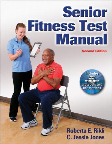 Senior Fitness Test Manual-2Nd Edition