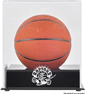Toronto Raptors Mini Basketball Display Case