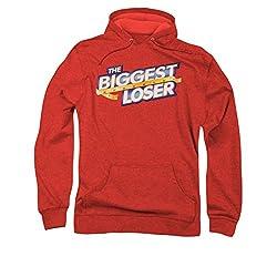 The Biggest Loser Team New Logo Red Hoodie