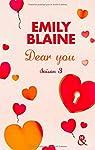 Dear You (actes 6 à 7): Saison 3