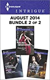 Harlequin Intrigue August 2014 - Bundle 2 of 2: Evidence of Passion\Secret Obsession\Blood Ties in Chef Voleur