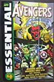 img - for By Roy Thomas Essential Avengers, Vol. 4 (Marvel Essentials) book / textbook / text book