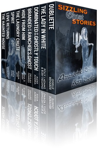 Carl East - Sizzling Ghost Stories (Erotic Paranormal Anthology)