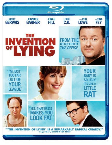 Cover art for  The Invention of Lying [Blu-ray]
