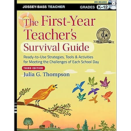Thoroughly revised edition of the bestselling resource for new teachers--complete with discussion questions, downloadable handouts, and a staff development guide This award-winning book gives beginning educators everything they need to survive and t...