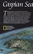 National Geographic Map - Caspain Sea /…