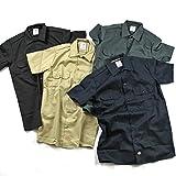 (ディッキーズ)Dickies WS576 スリムフィット半袖ワークシャツ SLIM-FIT S/S WORK SHIRT 全4色 USサイズ[並行輸入品]