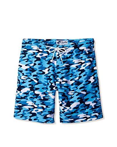 Trunks Men's 8 Hybrid Short
