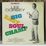 Backbeats Artists Series: Lee Dorsey - Big Easy Soul Champ