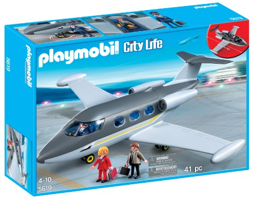 PLAYMOBIL-Private-Jet