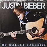My Worlds Acoustic by Bieber, Justin (2011) Audio CD