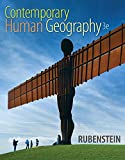Contemporary Human Geography (3rd Edition)