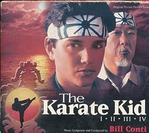 The Karate Kid I - II - III - IV Original Motion Picture Soundtrack Scores
