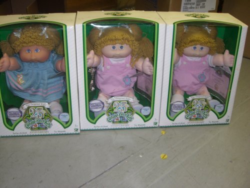 cabbage-patch-kids-25th-anniversary-doll-caucasian-girl-with-mustard-blonde-hair-by-play-along
