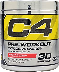 Cellucor C4 Extreme - Blue Raspberry