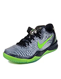 """Nike Mens Kobe 8 System SS """"Christmas"""" Synthetic Basketball Shoes"""