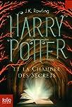 HARRY POTTER T.02 : ET LA CHAMBRE DES...