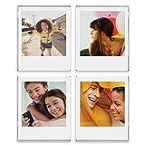 Polaroid sous-verres photo, Multicolore, Lot de 4