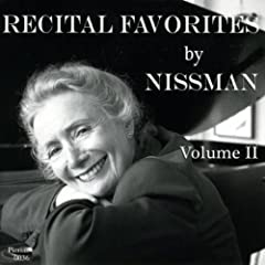 Recital Favorites By Nissman Vol. 2