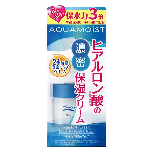 ジュジュ アクアモイスト 保湿クリーム 50g